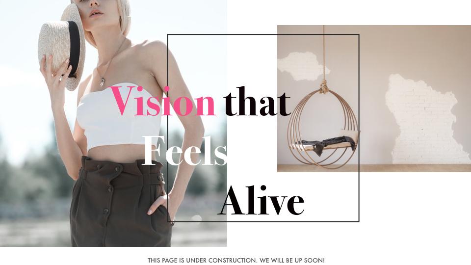 Vision, values and total fulfillment, aliginment