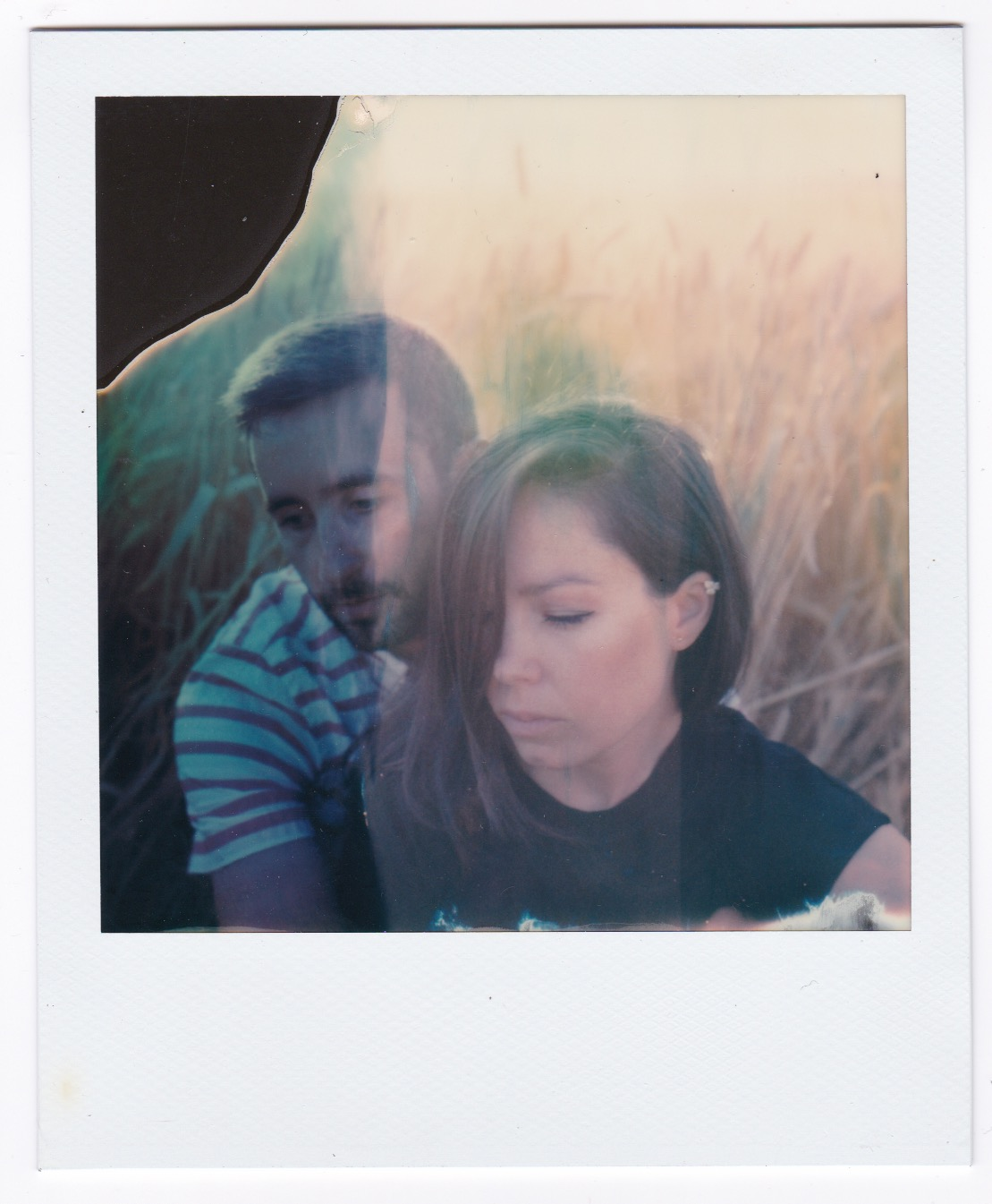 Nono&Ana,  El Palmar  2018  Polaroid SX 70