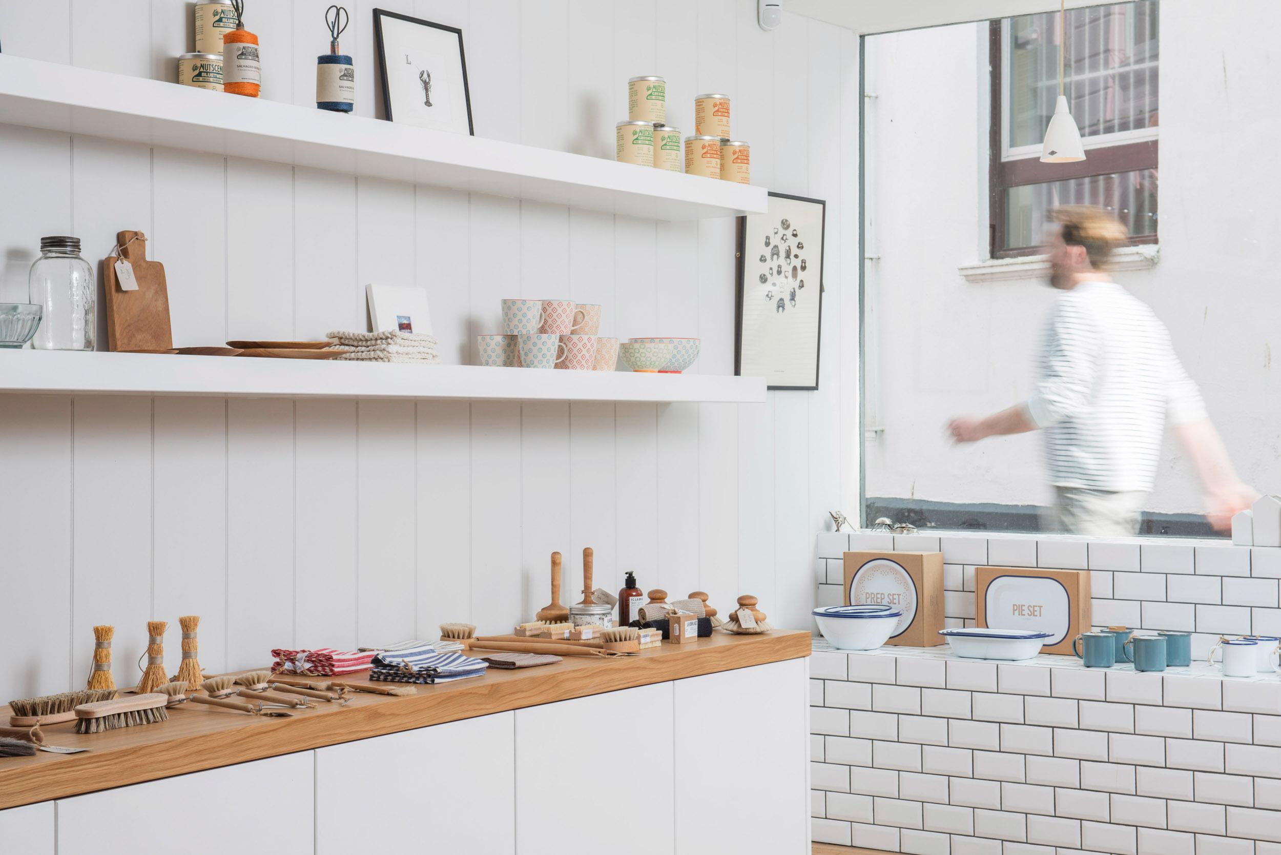 Interior Designer Fowey Cornwall Retail Design
