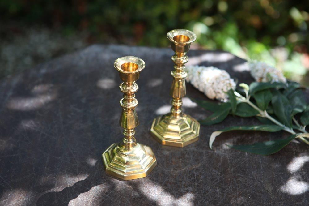 Brass Candlesticks/Holders