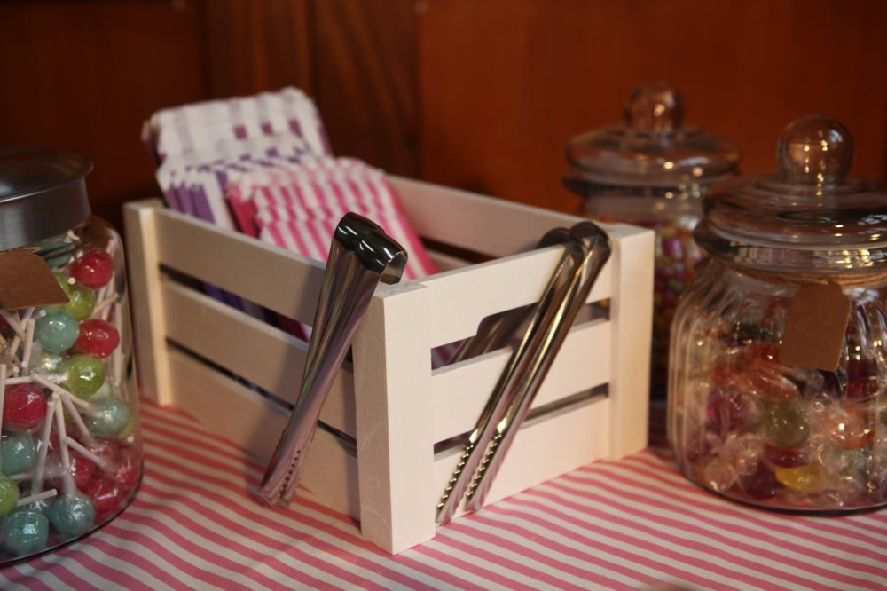 Candy Stripe Tablecloth