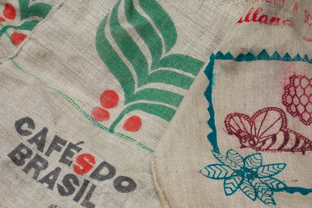 Hessian Coffee Sacks