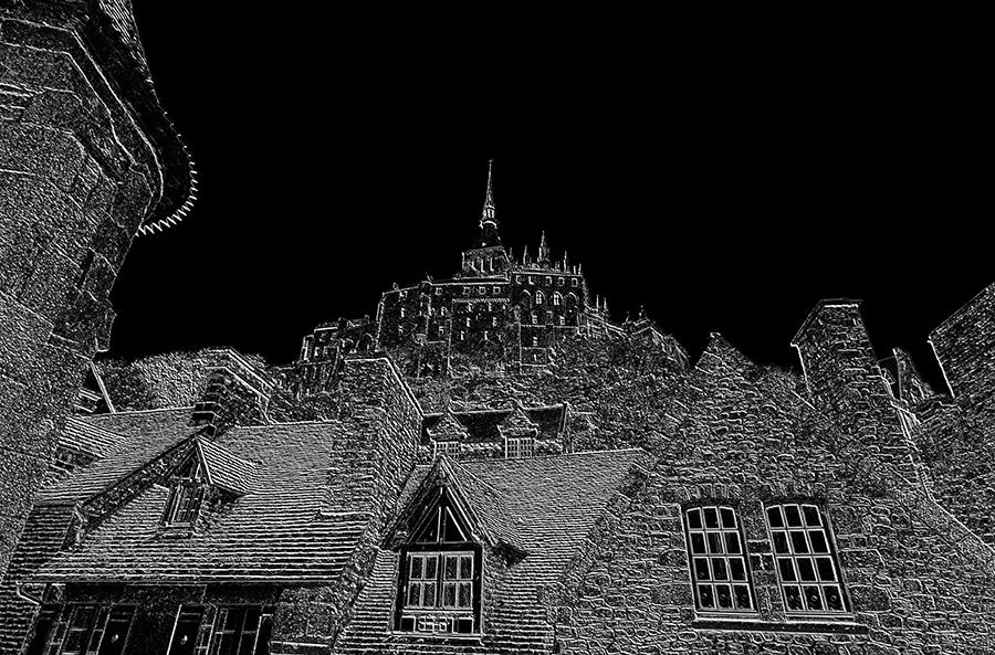 Mont Saint Michel #6