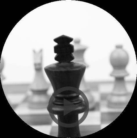 - sikrer den rette kurs for forretningen med afsæt i brugerbehov og solid business case.