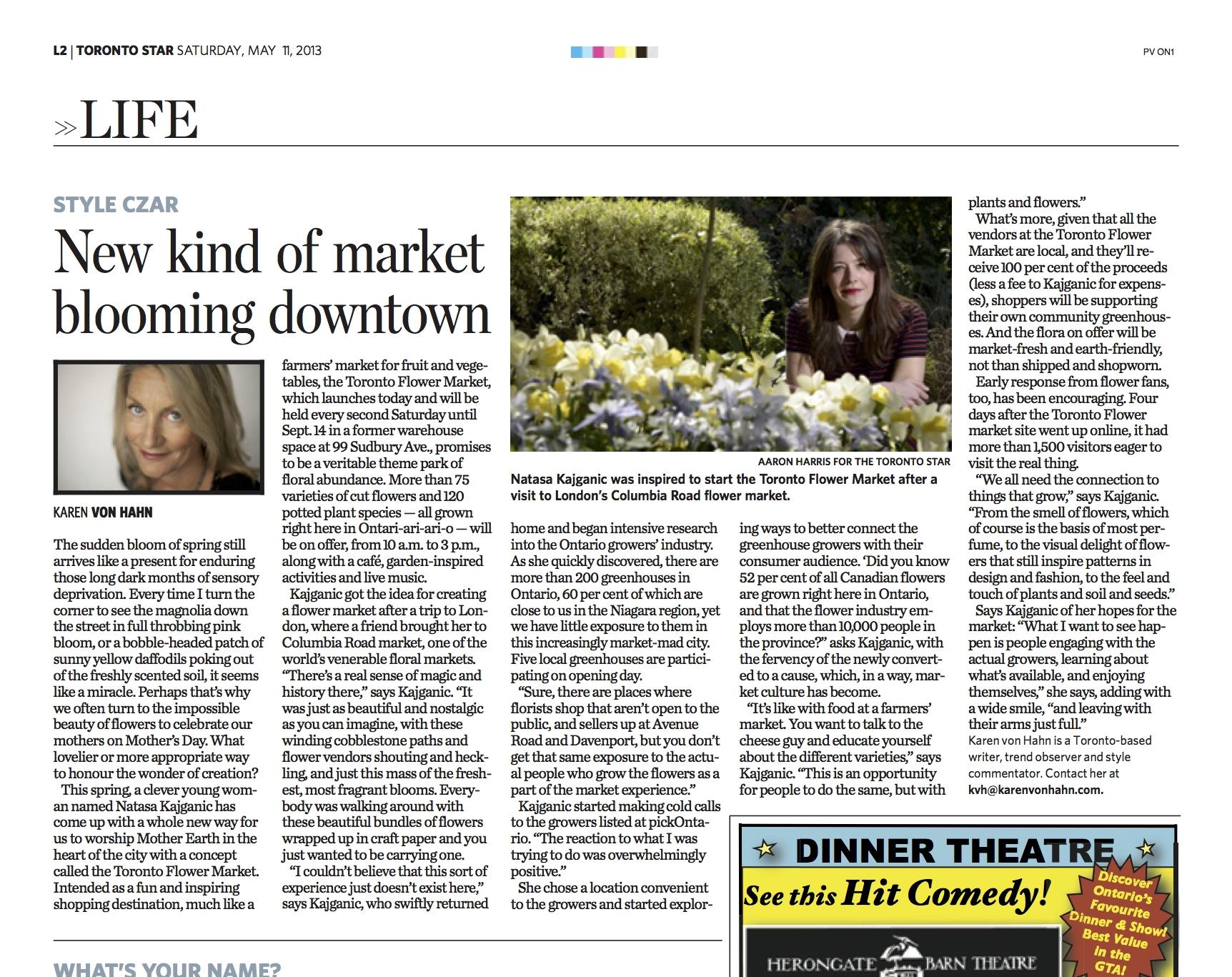 The Toronto Star - Sat May 11, 2016 copy.jpg