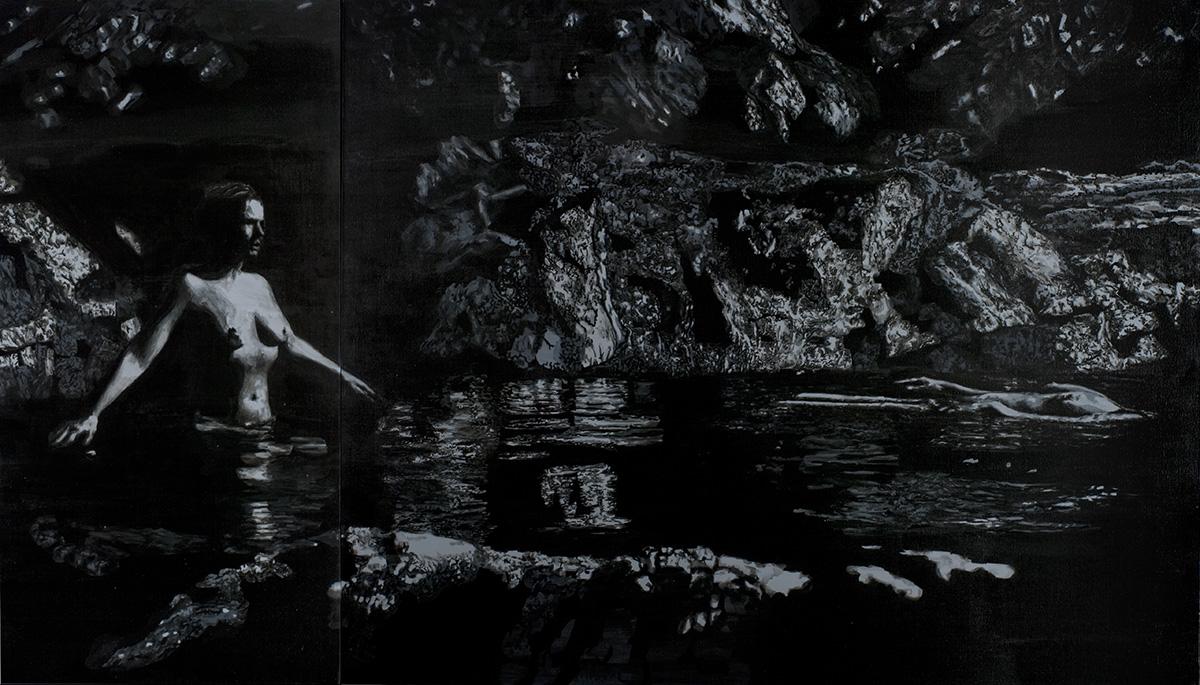 """""""Utan tittel"""" Sigrid Bjørkedal, foto: Stein S Bårdsen"""