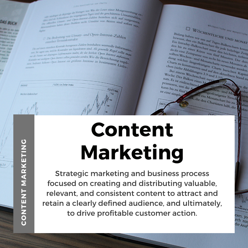 Definition of effective Content Marketing -