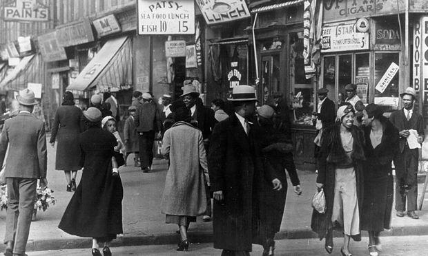 Harlem, 1920s