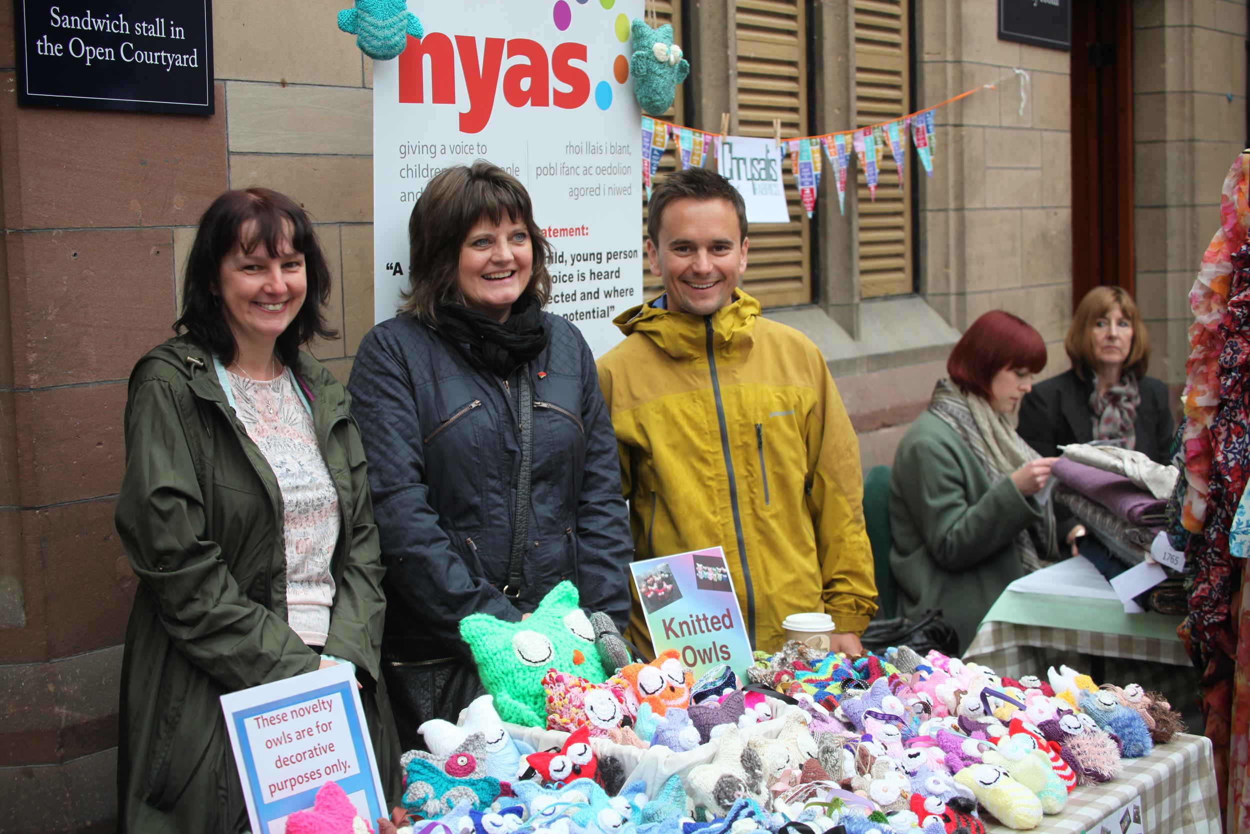Pro bono event organising support of NYAS fundraising at Eaton Hall