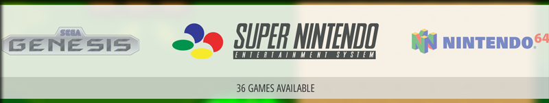 Of course all the games are ones already owned and legally emulated. Of course. This is all legal.Legal.
