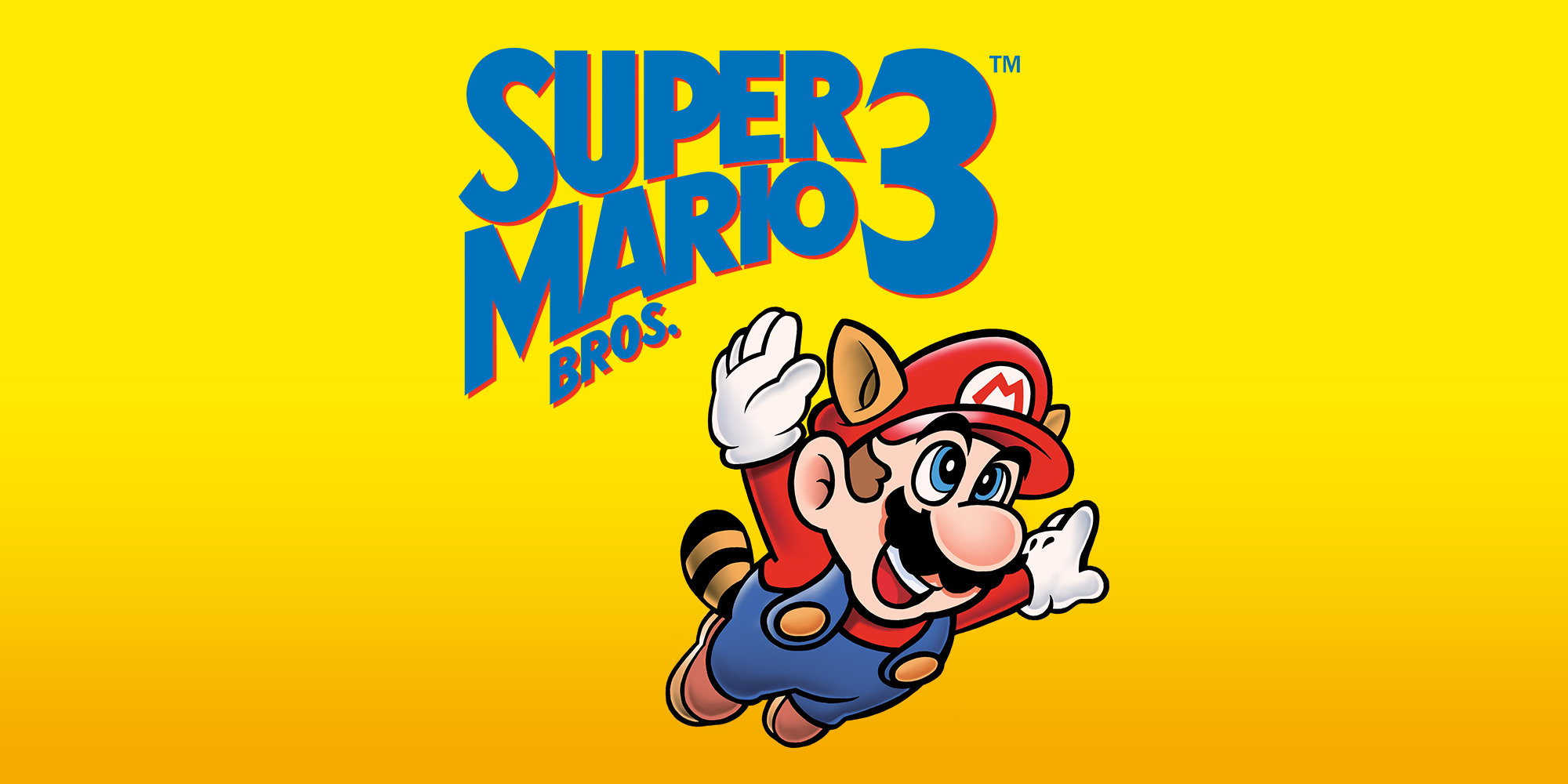 You know? The game where Mario is a flying raccoon. Of course you know. Also, raccoons can't fly with their tails. Call it a Tanooki, go right ahead. If it makes you sleep better at night, call it a Whirlydoodle, I don't care. Raccoons can't fly and those aren't what tails are for, fight me. You too, Sonic fans. I saw you perk up.