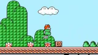 Did you know you could be a Tanooki and hop around in a green boot? Of course you did because everyone else has played this but me.