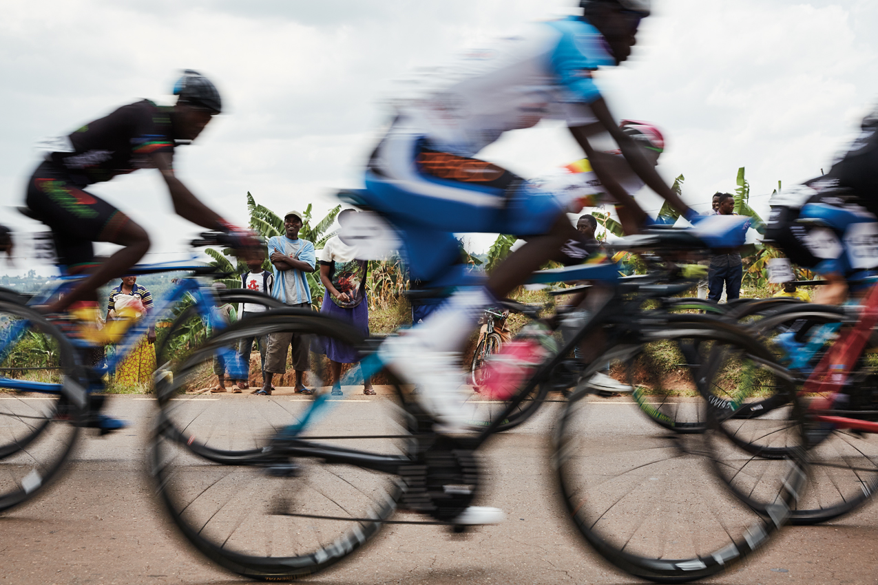 TOUR DU RWANDA - INK GLOBAL