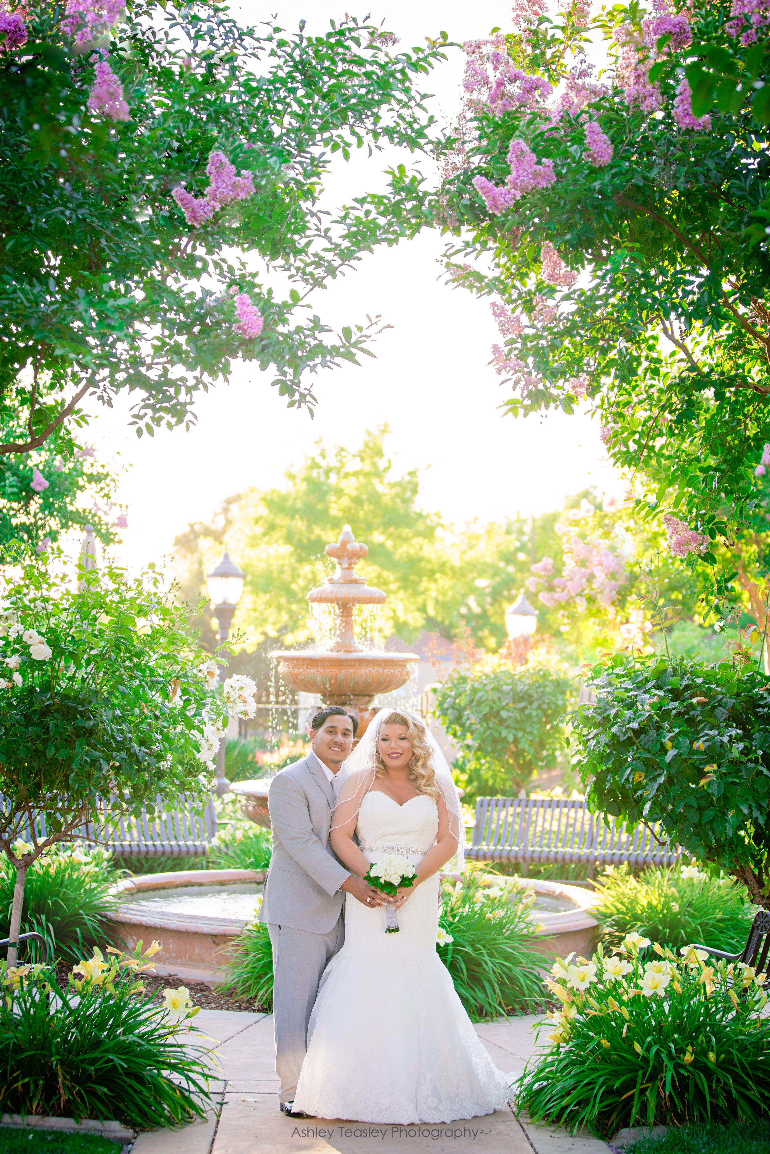 Sacramento Wedding Photographer | Rocklin Event Center | Rocklin, CA | Ashley Teasley Photography