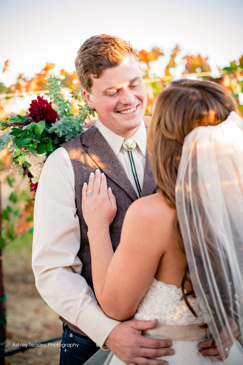 Kaleigh & Chris - Rancho Victoria Vineyards - Sacramento Wedding Photographer - Ashley Teasley Photography --32.JPG