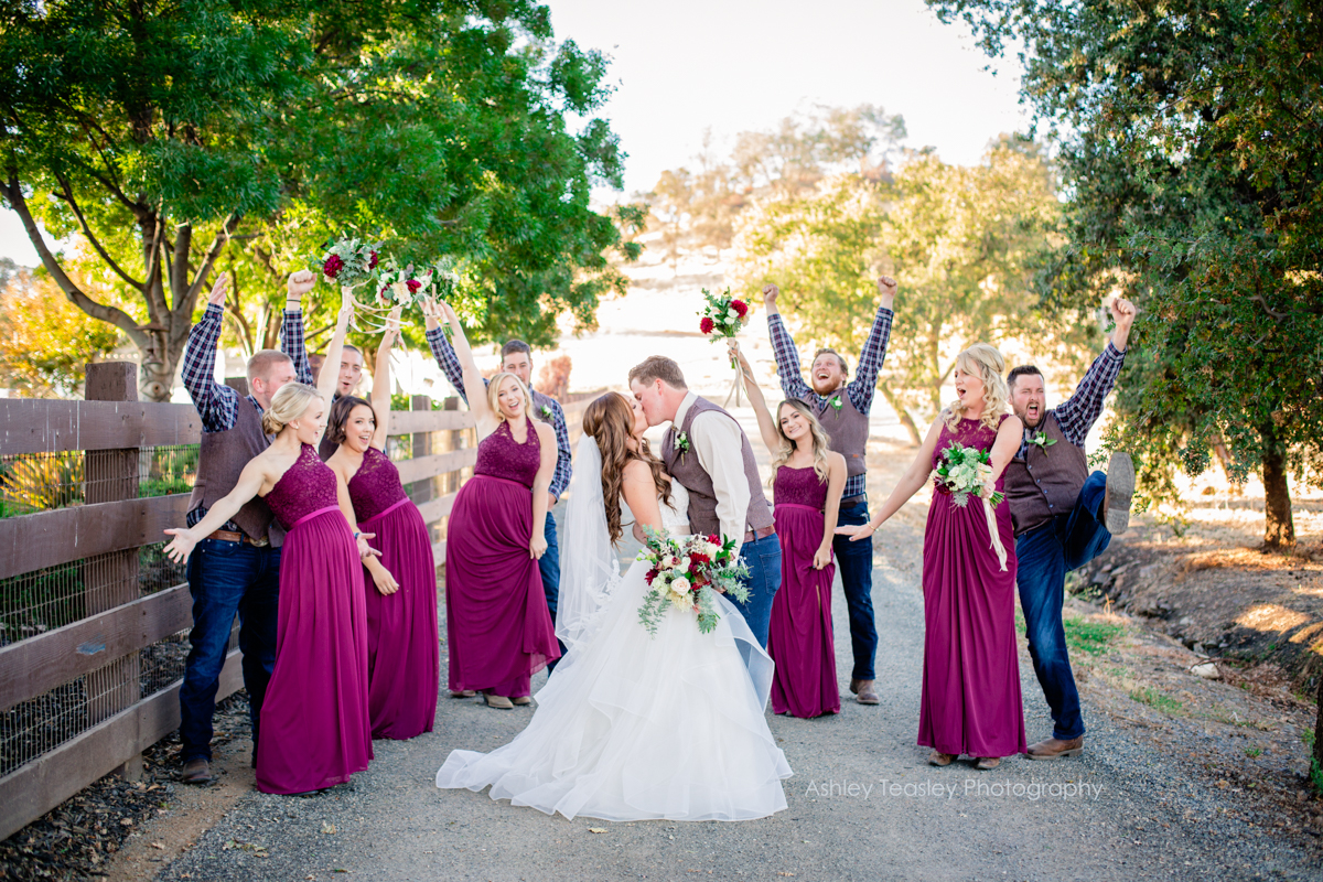 Kaleigh & Chris - Rancho Victoria Vineyards - Sacramento Wedding Photographer - Ashley Teasley Photography --45.JPG