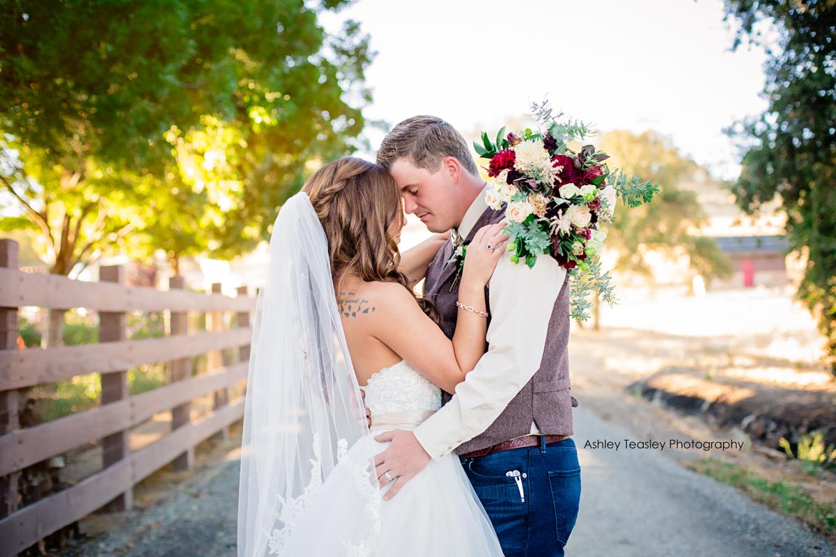 Kaleigh & Chris - Rancho Victoria Vineyards - Sacramento Wedding Photographer - Ashley Teasley Photography --44.JPG