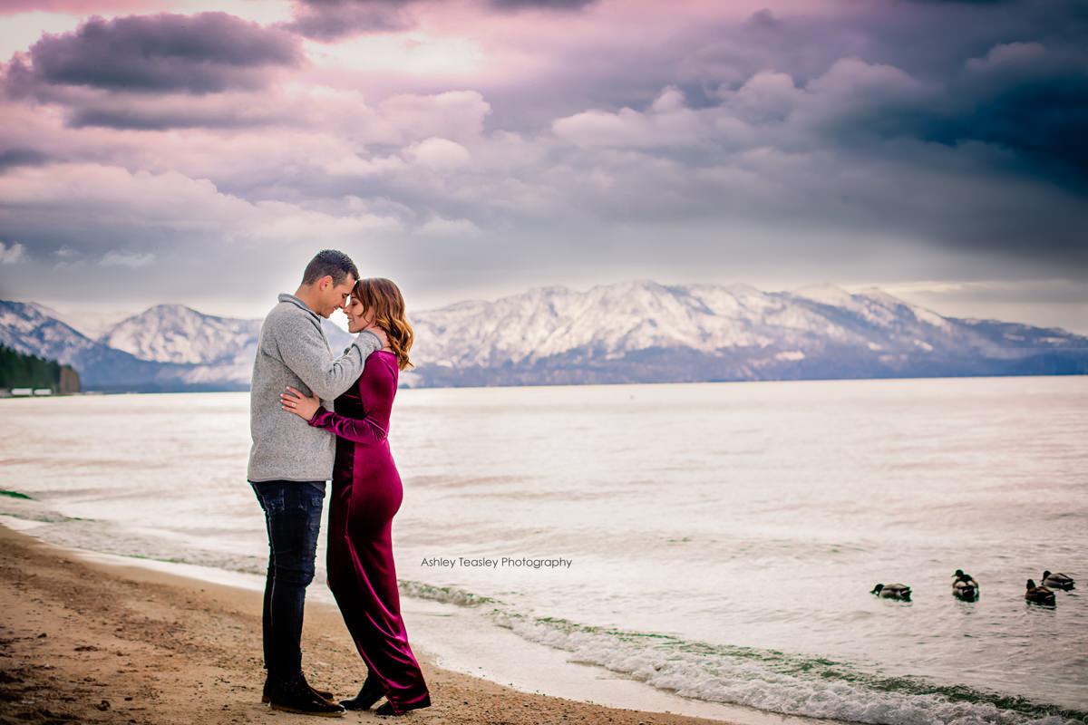 Britni & Dennis - Edgewood South Lake Tahoe - Lake Tahoe & Sacramento Wedding Photographer - Ashley Teasley Photography--8.JPG