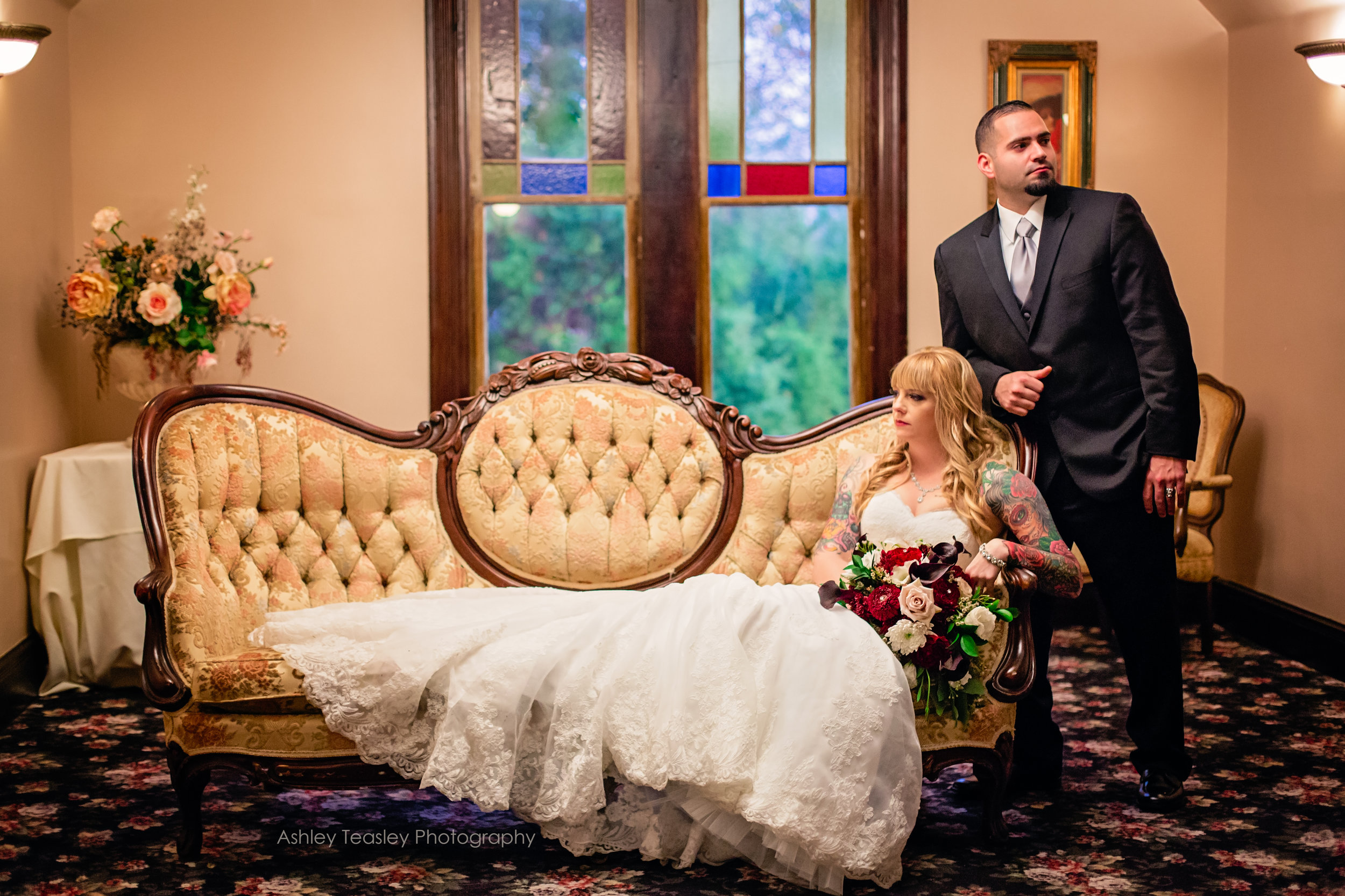 Marlaina & Kristopher - Sequoia House Wedgewood - Sacramento Wedding Photographer - Ashley Teasley Photography -.JPG