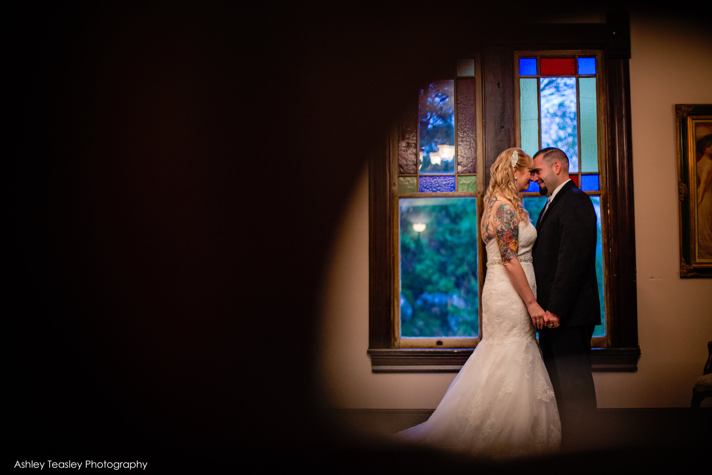 Marlaina & Kristopher - The Sequoia House Wedgewood - Sacramento Wedding Photographer - Ashley Teasley Photography--16.JPG