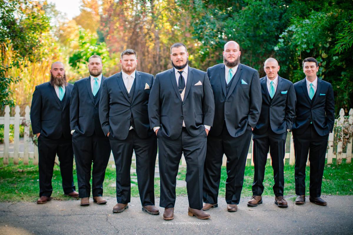 Casey & Brandon - The Flower Farm Inn Loomis - Sacramento Wedding Photographer - Ashley Teasley Photography--23.JPG