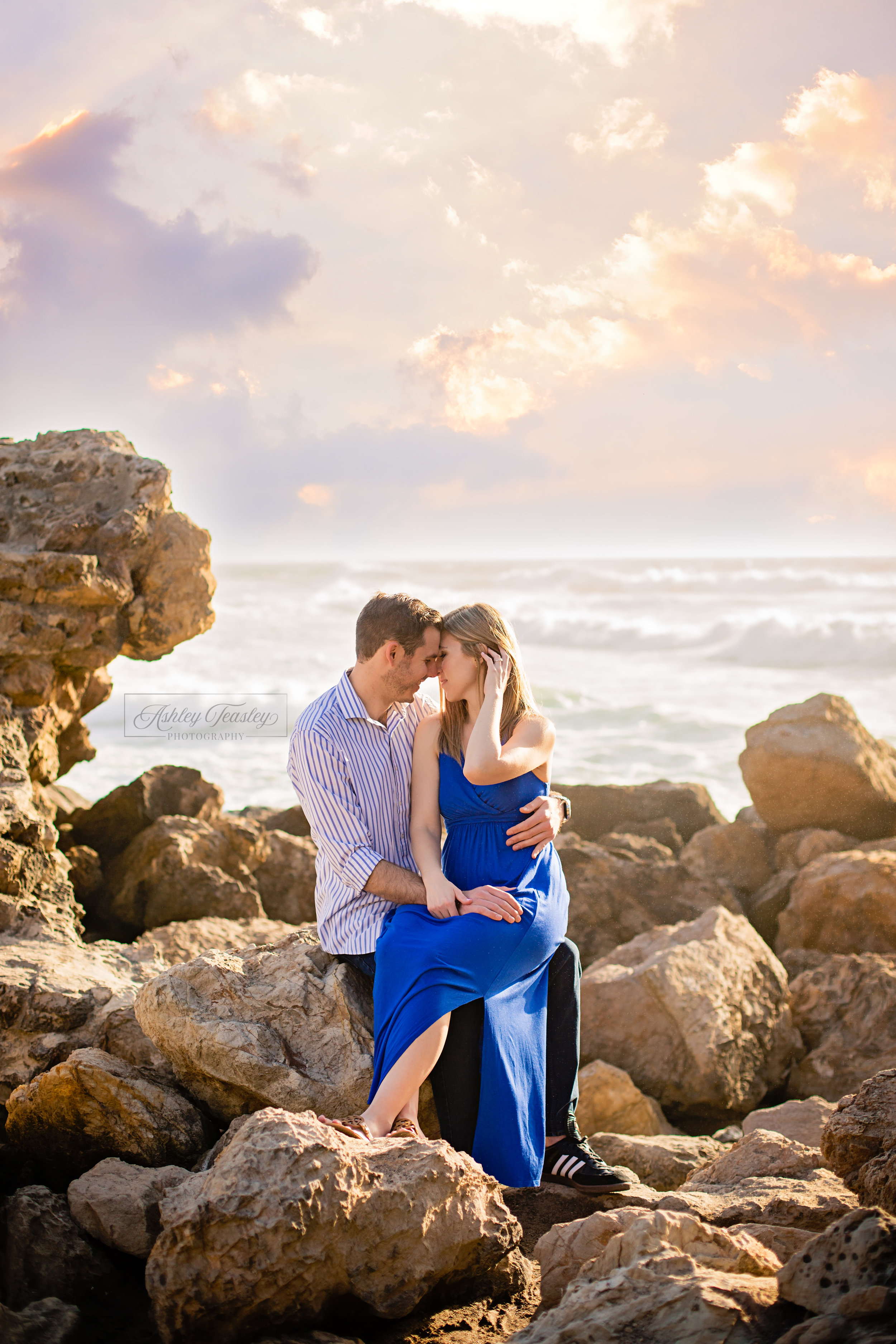 Jenny & David - The Sutro Baths - San Francisco - Sacramento Wedding Photographer - Ashley Teasley Photography-.jpg