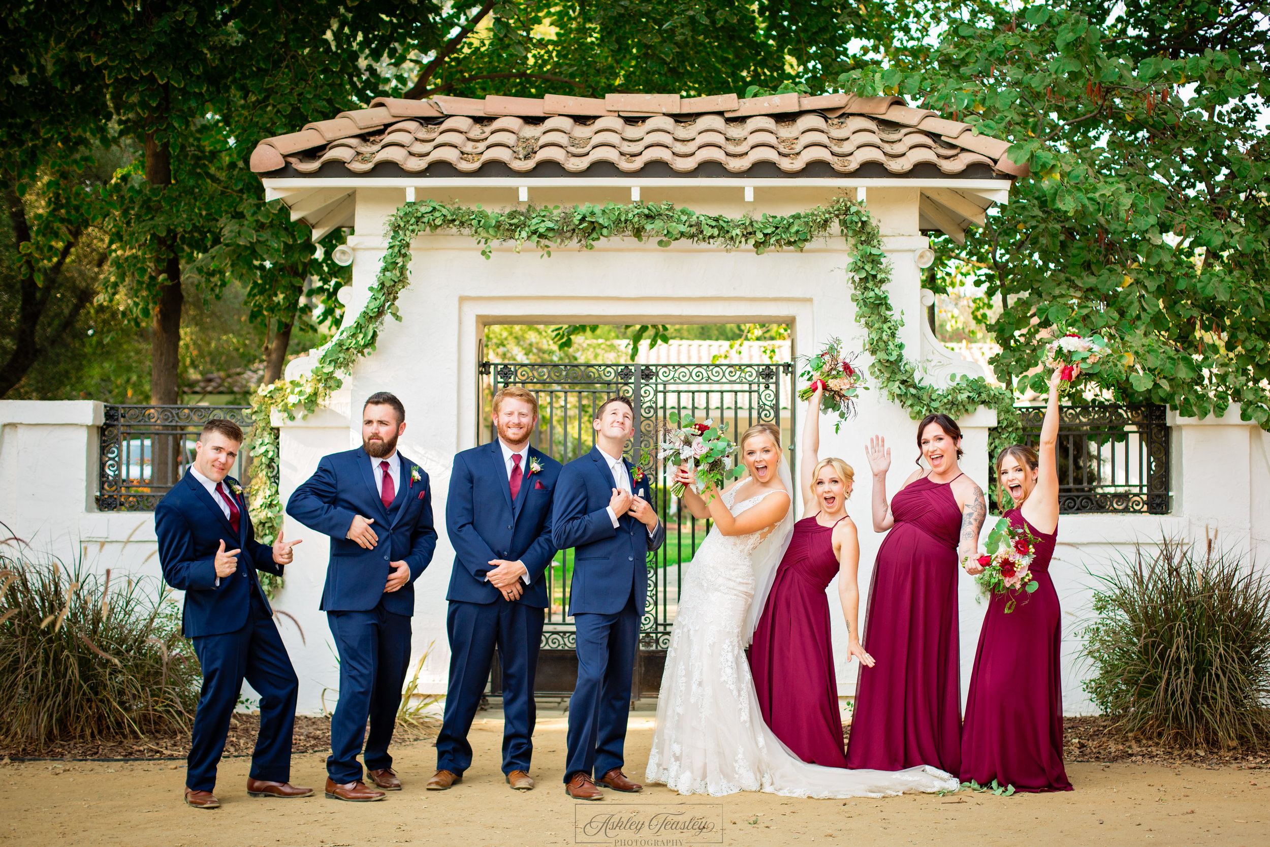 4 The Maples Woodland- Jake & Stephanie - Sacramento Wedding Photographer - Ashley Teasley Photography--6.jpg