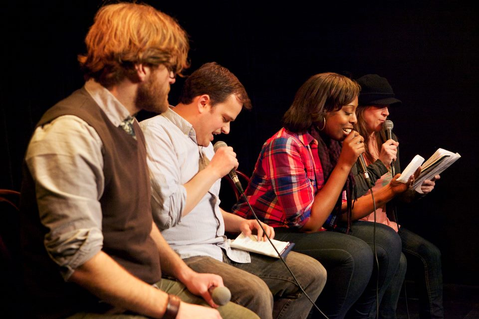 Guest Judge at Indie Cagematch at UCB East