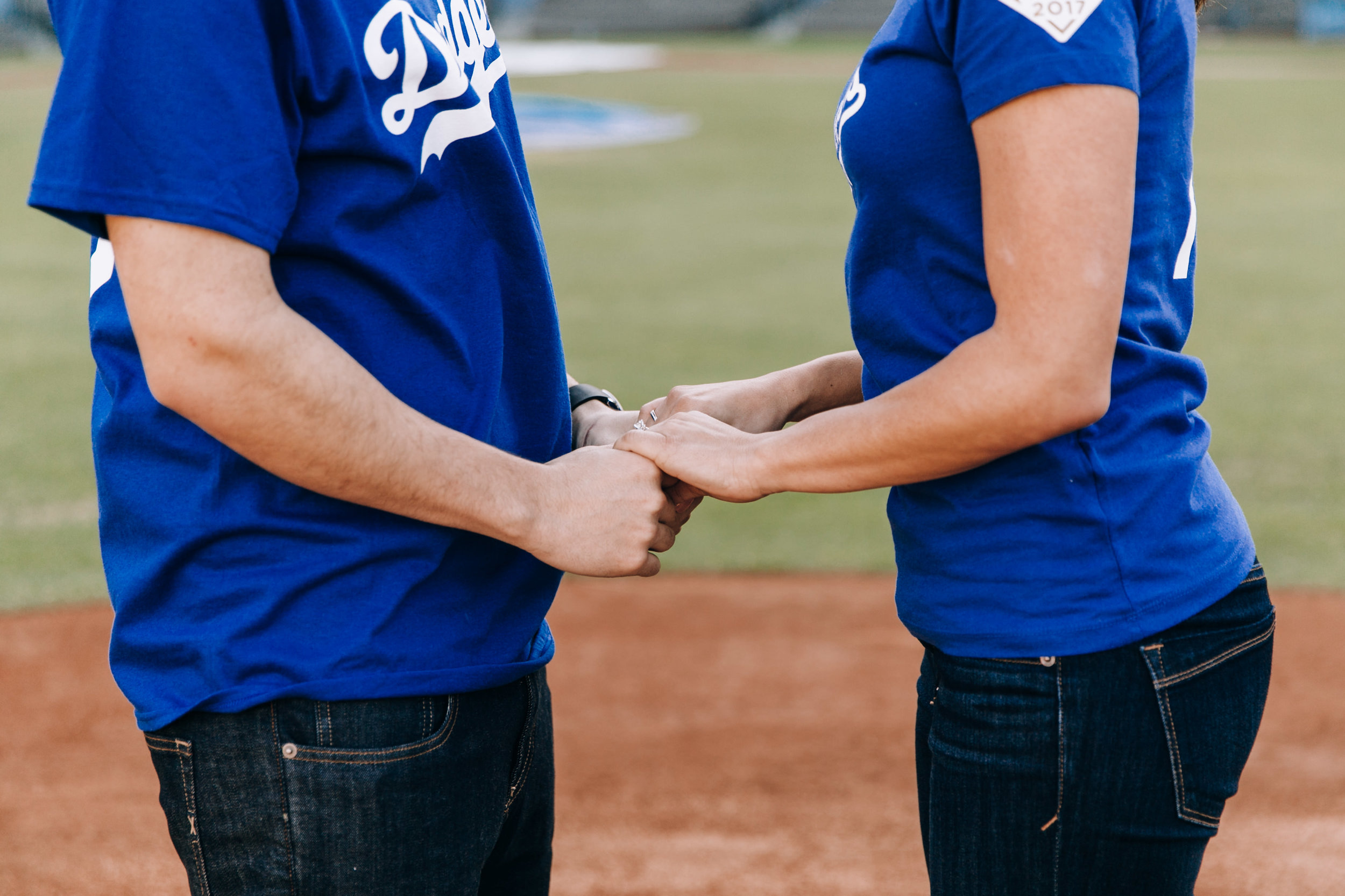 Los Angeles engagement photographer, Southern California engagement photographer, LA engagement photographer, Dodger Stadium engagement session, Dodgers, SoCal engagement photographer, LA Dodgers