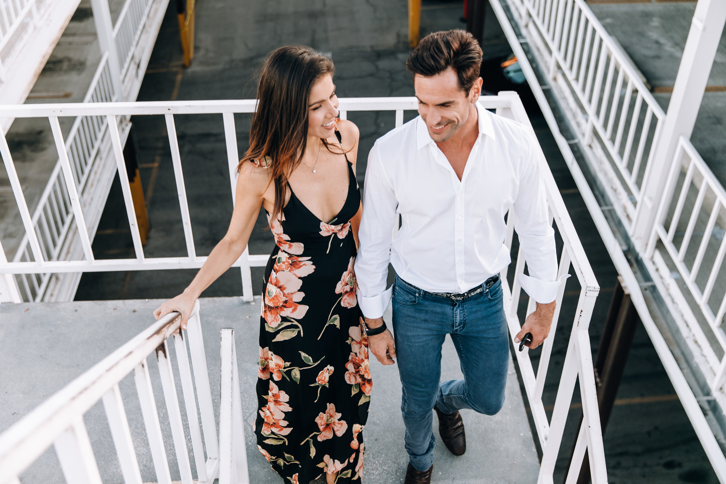 LA engagement photographer, Southern California engagement photographer, Los Angeles engagement photographer, SoCal engagement photographer, DTLA engagement session, Downtown LA engagement session
