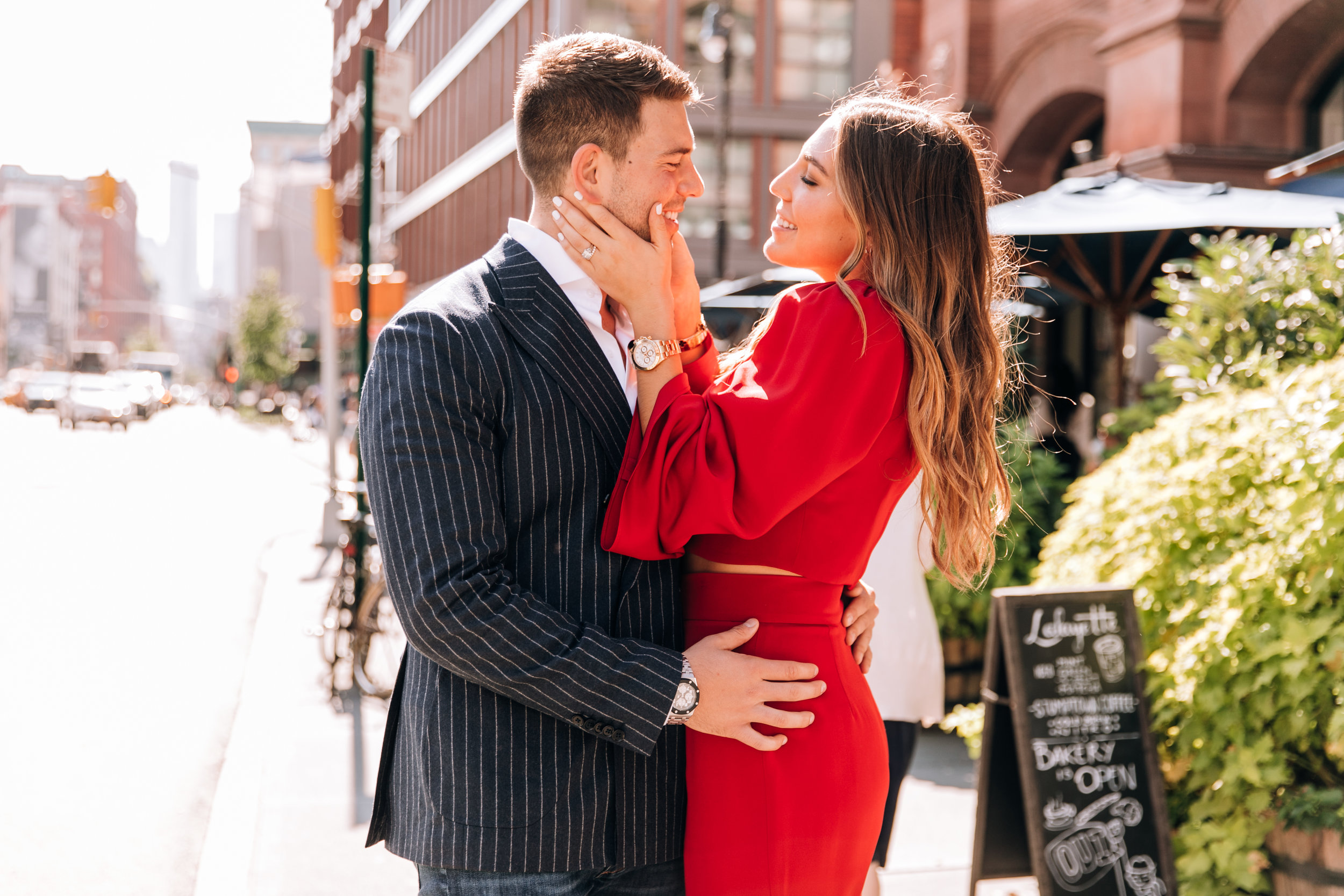 NY engagement photographer, New York engagement photographer, New York City engagement photographer, Brooklyn engagement photographer, BK engagement photographer, soho engagement photographer