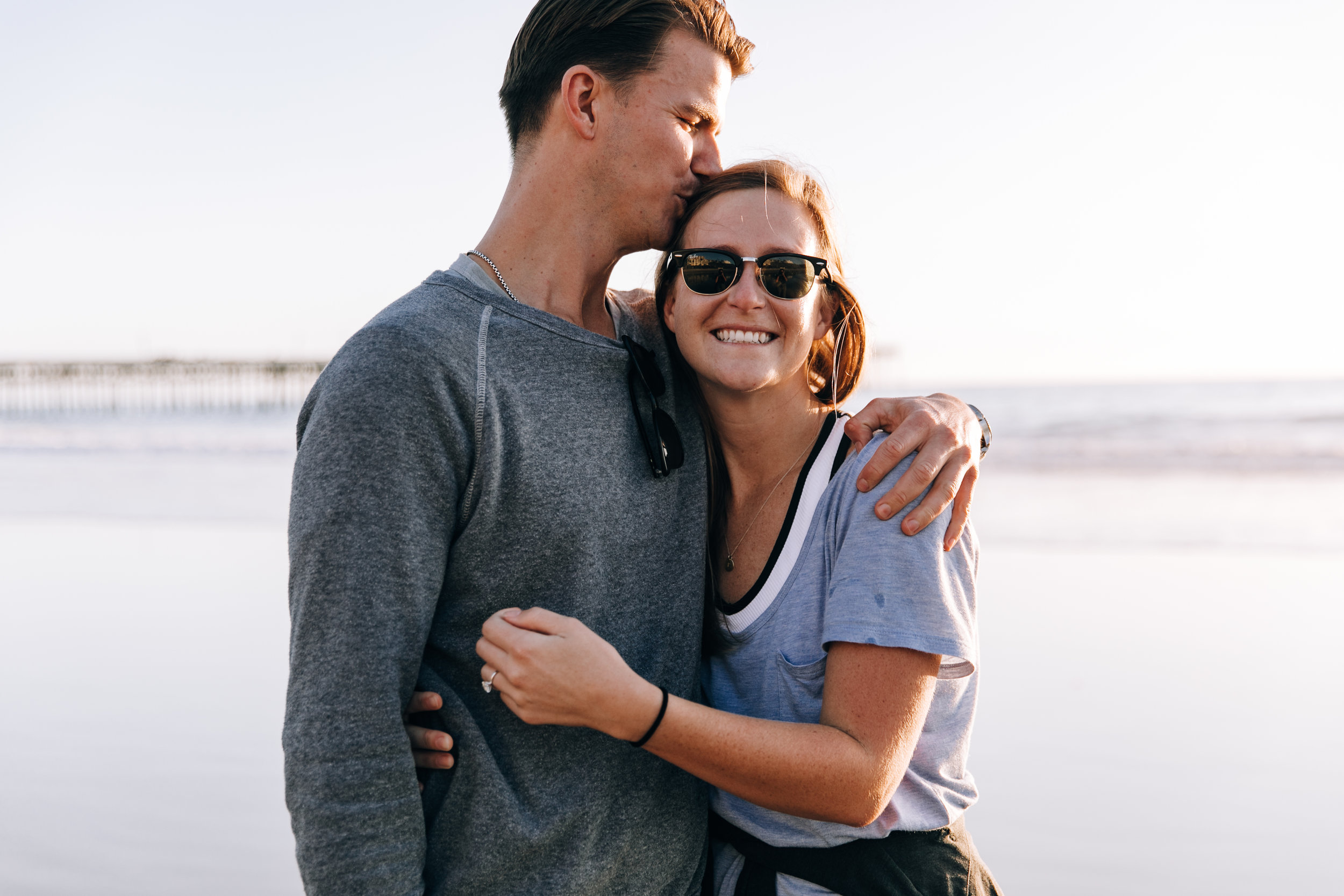 Orange County Photographer, OC Photographer, Orange County Engagement Session, San Clemente Pier Proposal, San Clemente Proposal, OC Proposal Photographer, Southern California Photographer