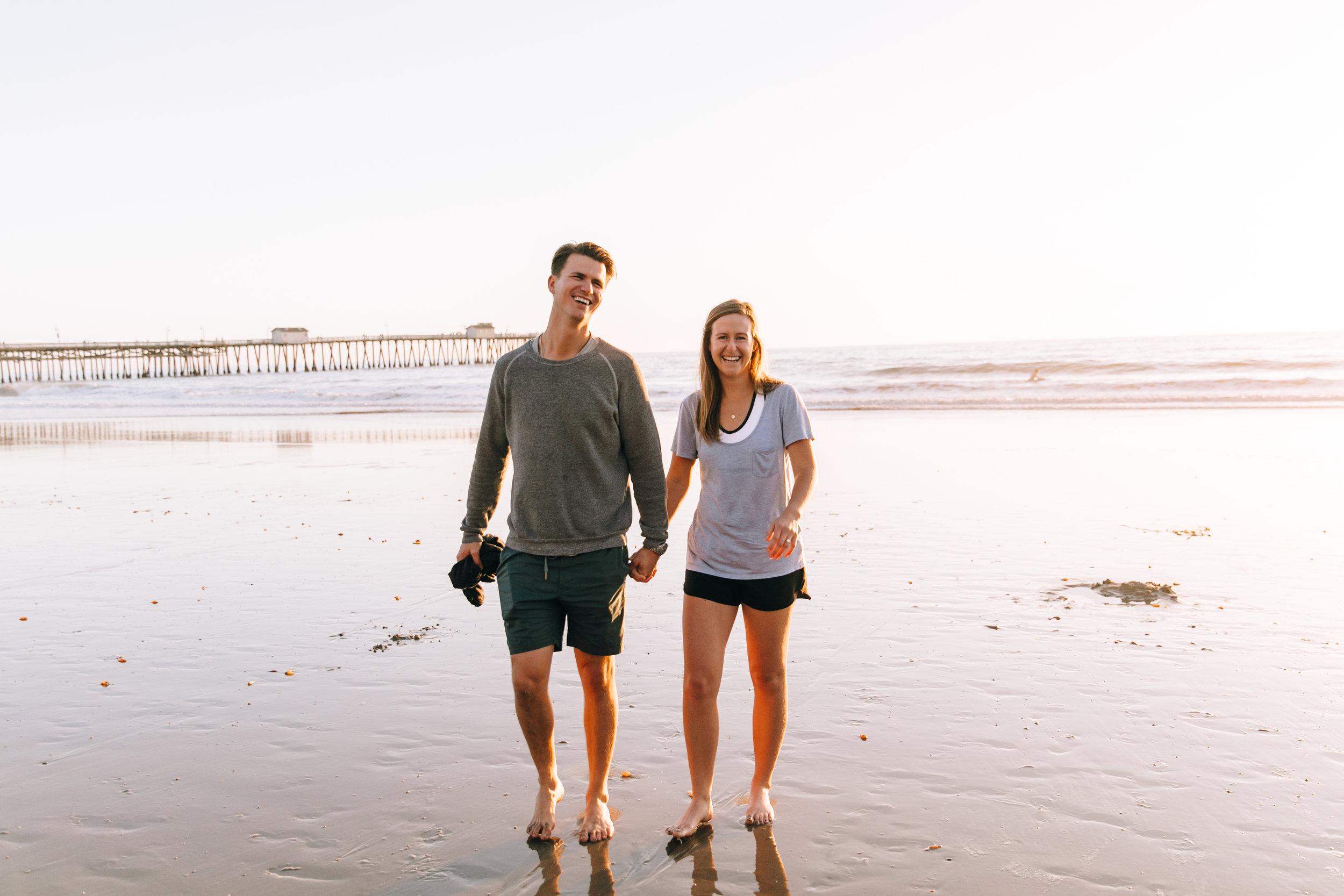 Orange County Photographer, OC Photographer, Orange County Engagement Session, San Clemente Pier Proposal, San Clemente Proposal, OC Proposal Photographer, Southern California Photographer