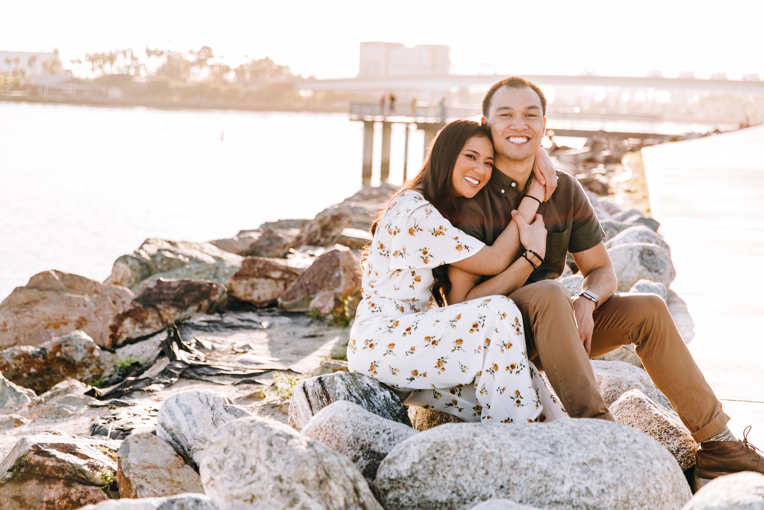 Long Beach engagement photographer, SoCal engagement photographer, Southern California engagement photographer, Lions Lighthouse, OC engagement photographer, LA engagement photographer