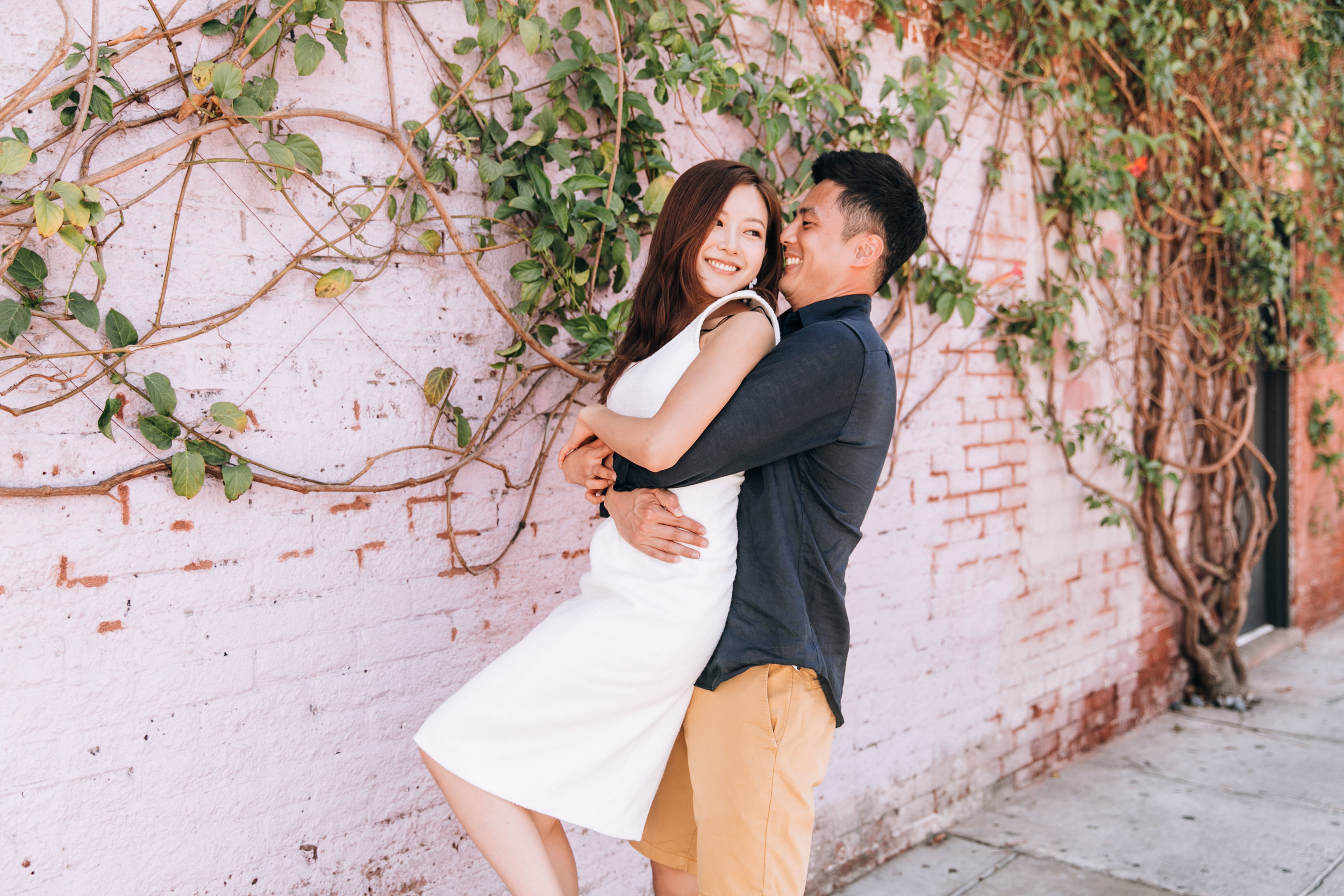 DTLA engagement photographer, SoCal engagement photographer, Southern California engagement photographer, Los Angeles engagement photographer, DTLA Arts district engagement shoot, DTLA engagement