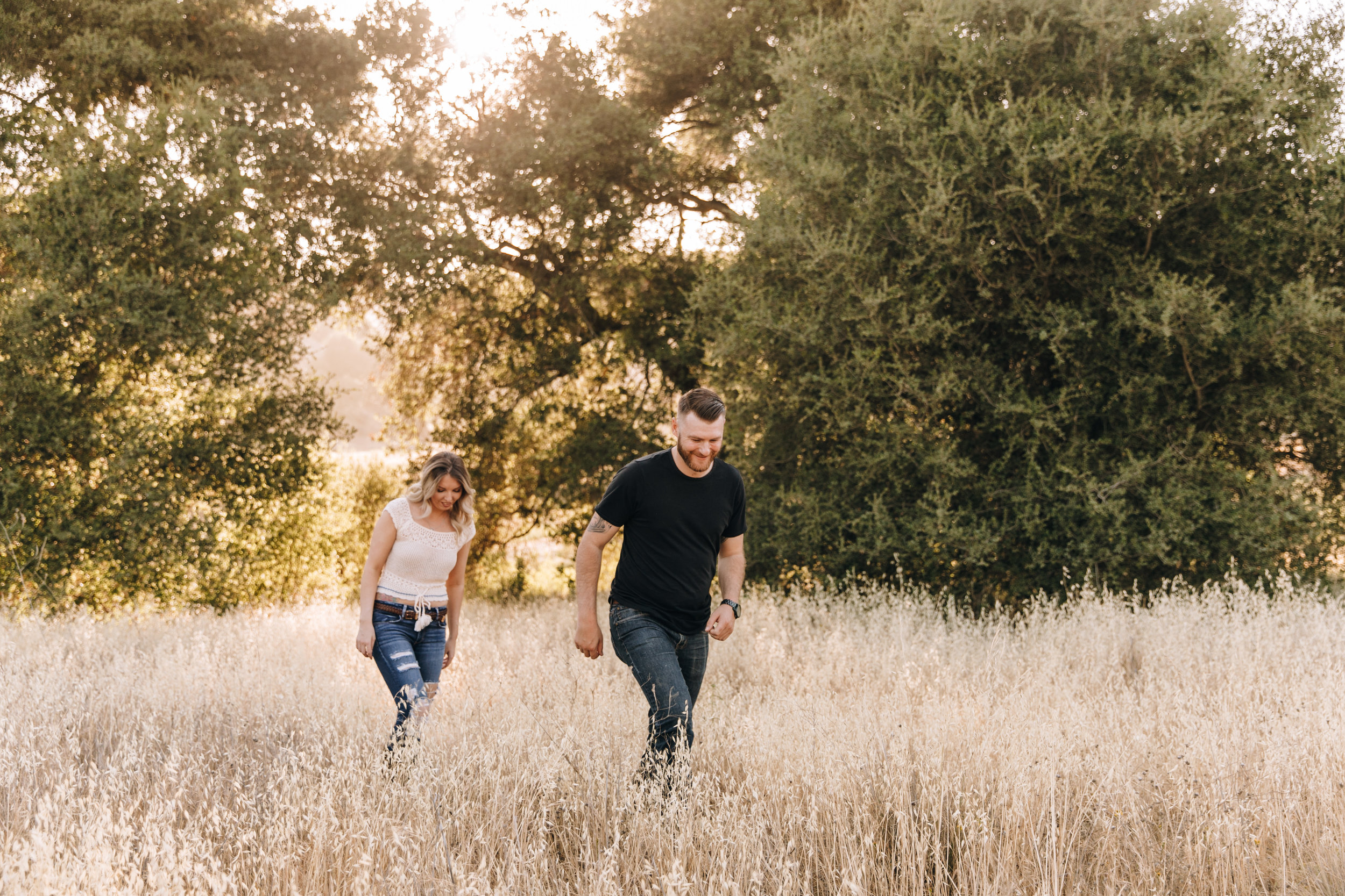 Malibu engagement photographer, SoCal engagement photographer, Southern California engagement photographer, Los Angeles engagement photographer, Malibu Creek State Park engagement shoot, Paradise Cove