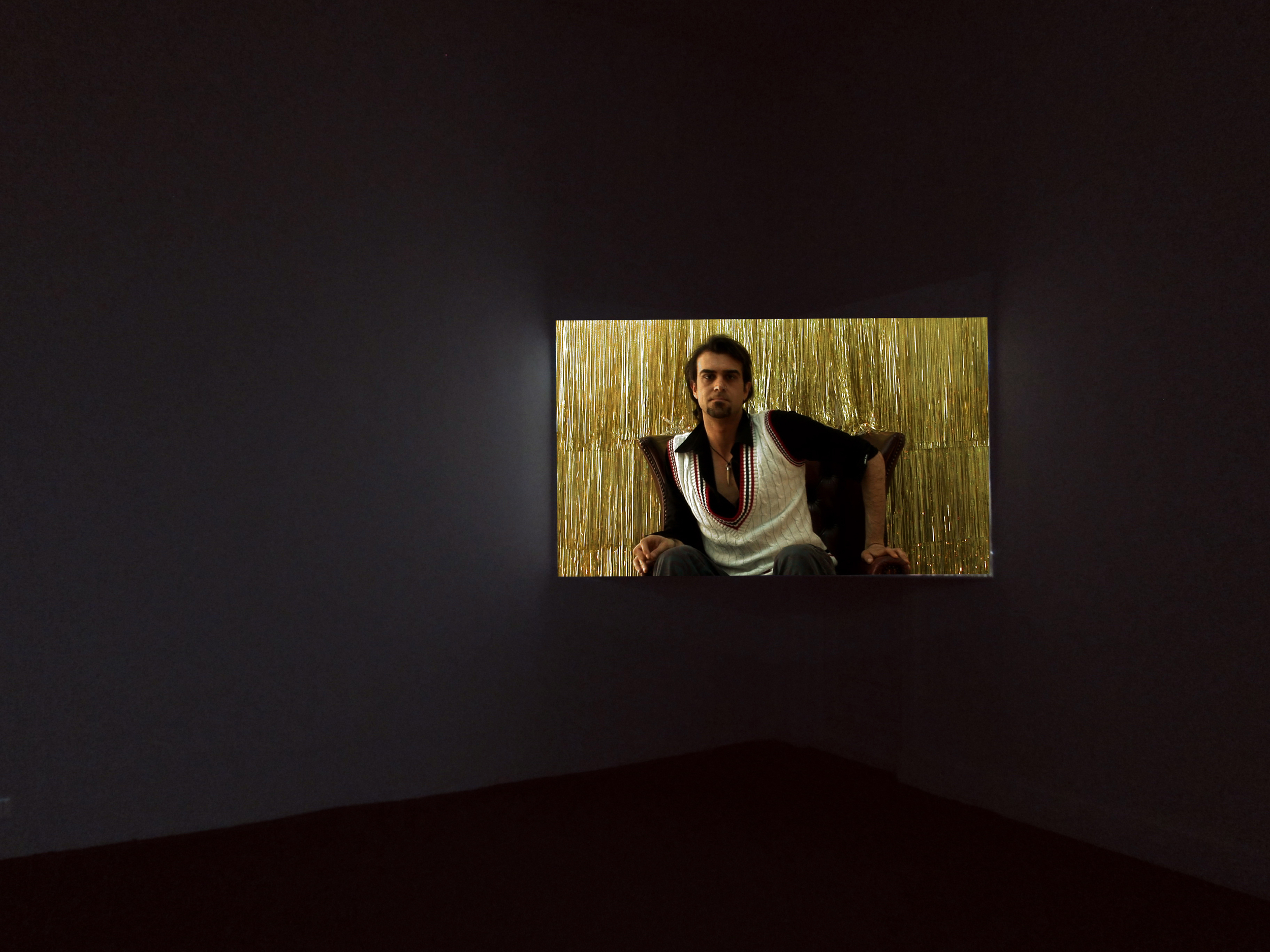 Installation view, Contemporary Image Collective, Cairo, 2010.