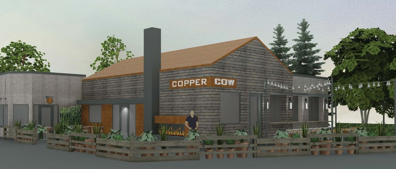 Copper Cow - Minnetonka, Minnesota