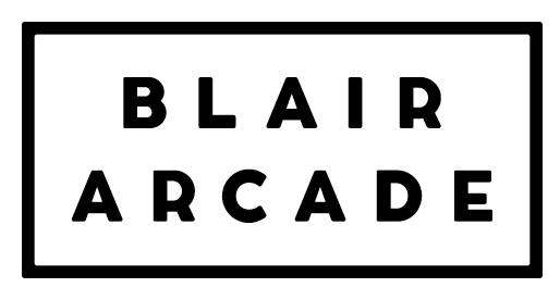 Blair Arcade Logo