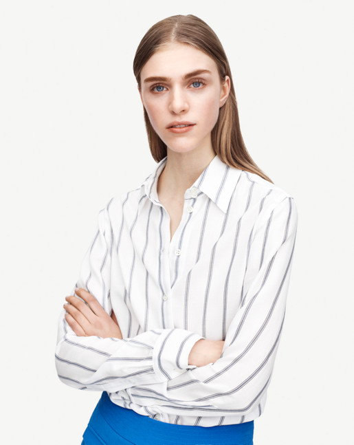 Filippa K stripe shirt