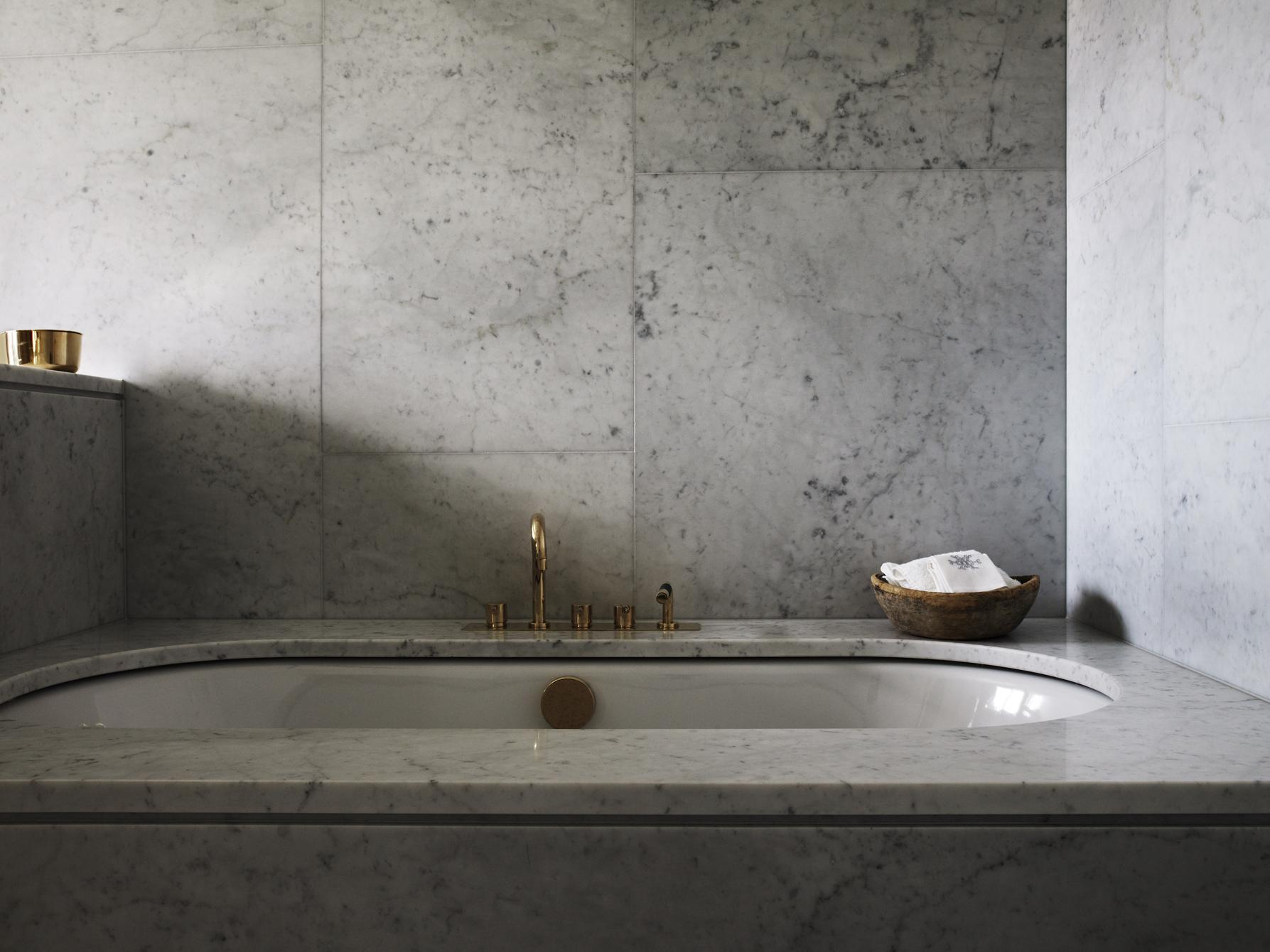 Bathroom junior suite Ett Hem