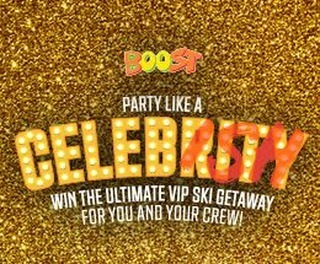 LIVE LIKE A CELEBRITY WITH BOOST⁣ ⁣You have until May 19th to enter this Celeb-ish promotion.⁣ ⁣Win in the Ultimate VIP Ski Getaway! Boost Juice is giving you the chance to live like a CELEBRITY! You could win a VIP ski getaway to Queenstown, NZ with 3 of your best mates!⁣ ⁣- Fly in on your own private jet!⁣ ⁣- Travel with your 3 besties!⁣ ⁣- Stay in a 5-star suite above the snowy NZ slopes!⁣ ⁣- Party like a celebrity with all access passes!⁣ ⁣Simply head into store at Henry Deane Plaza grab any size Boost enter your unique code at boostcelebish.com.au. EVERYONE WINS! We're giving away heeeeaaaaaps of instant prizes!  Conditions on site. #boostjuice #win #henrydeaneplaza