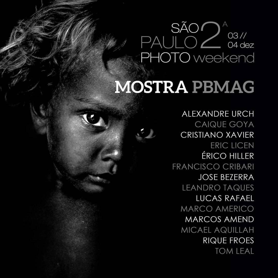 Mostra PBMAG, São Paulo/SP, dezembro de 2016