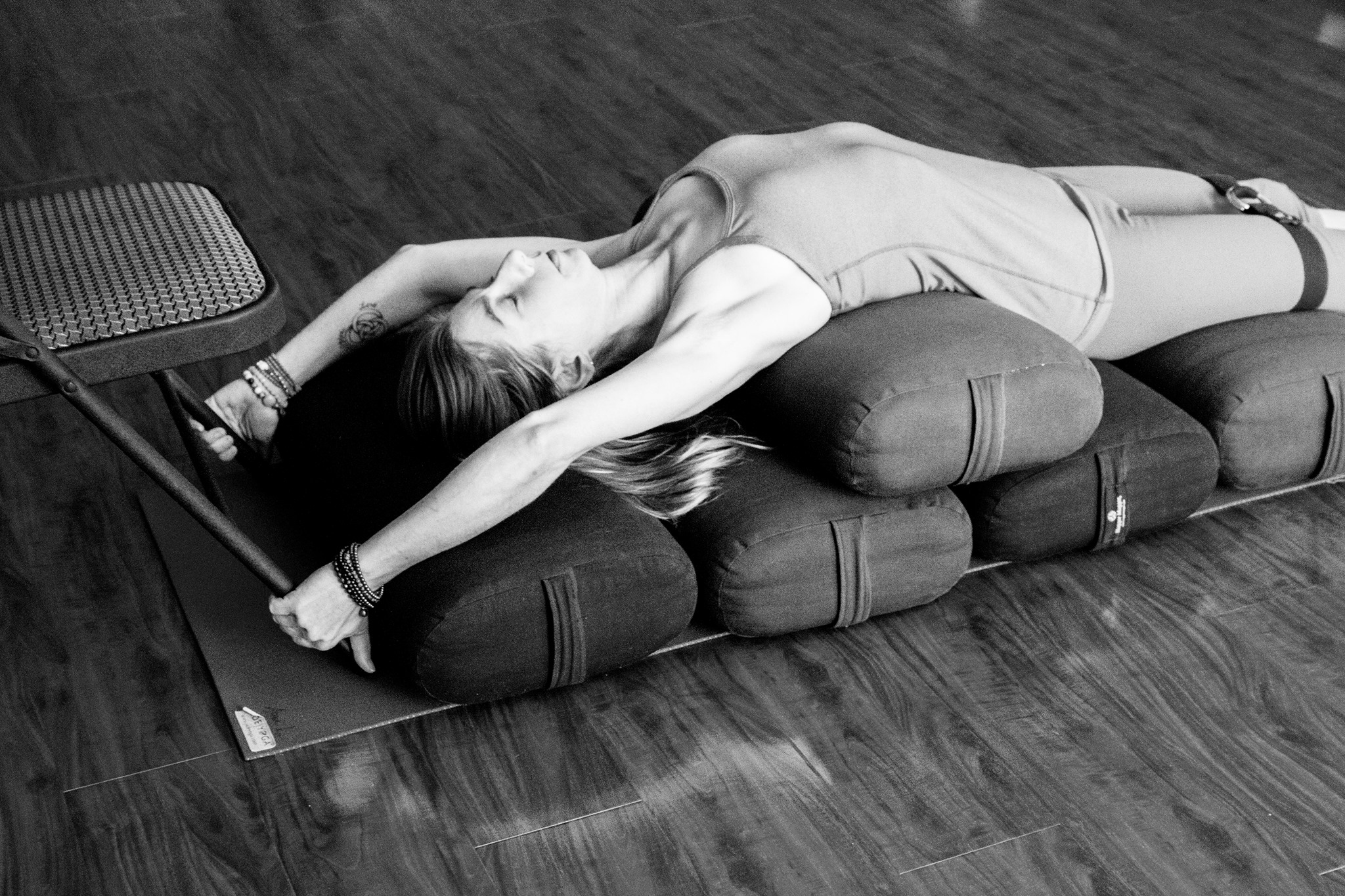 What's Special About TheraYoga -
