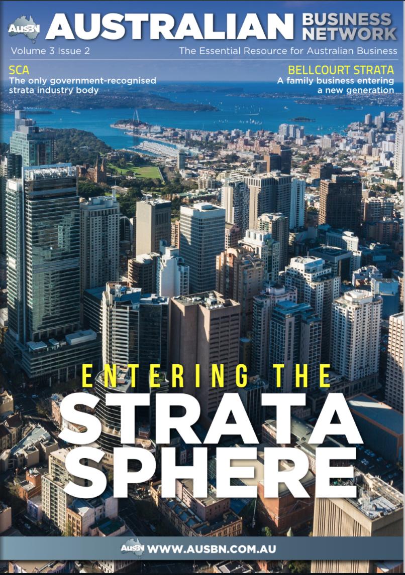 Australian Business Network Dec Edition