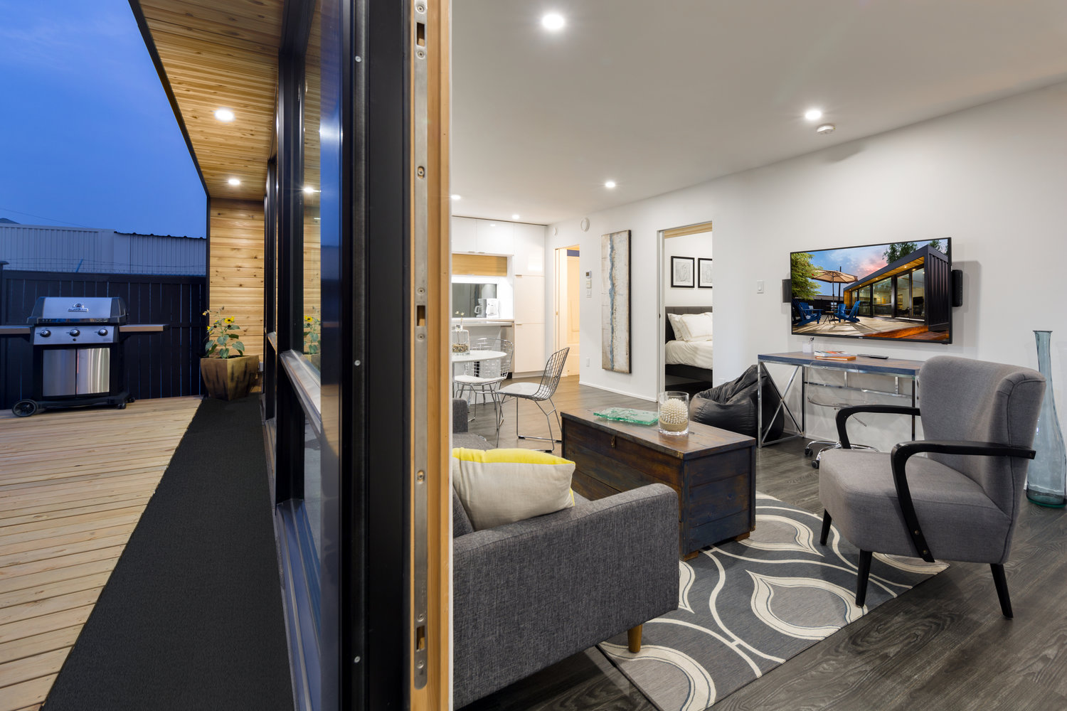 Modern Shipping Container Home us home 2020 — honomobo