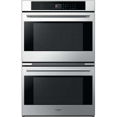 "FULGOR MILANO WALL OVENS - 24"" DOUBLE CONVECTION OVENSwith touch control.(23""h (each) x 22-1/16""w)"