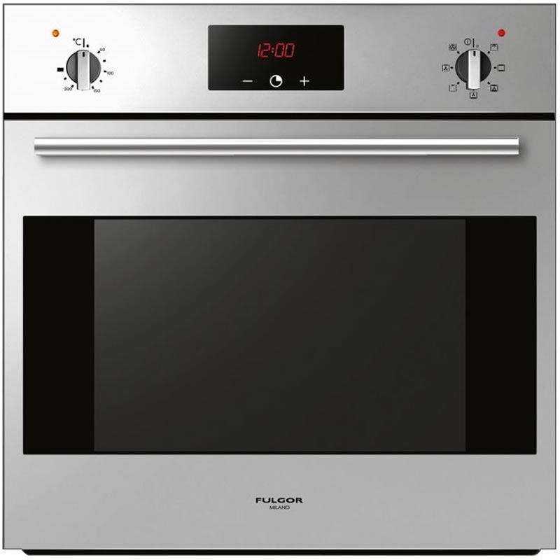 "FULGOR MILANO WALL OVEN - 24"" CONVECTION WALL OVENwith touch control.(23""h x 22-1/16""w)"