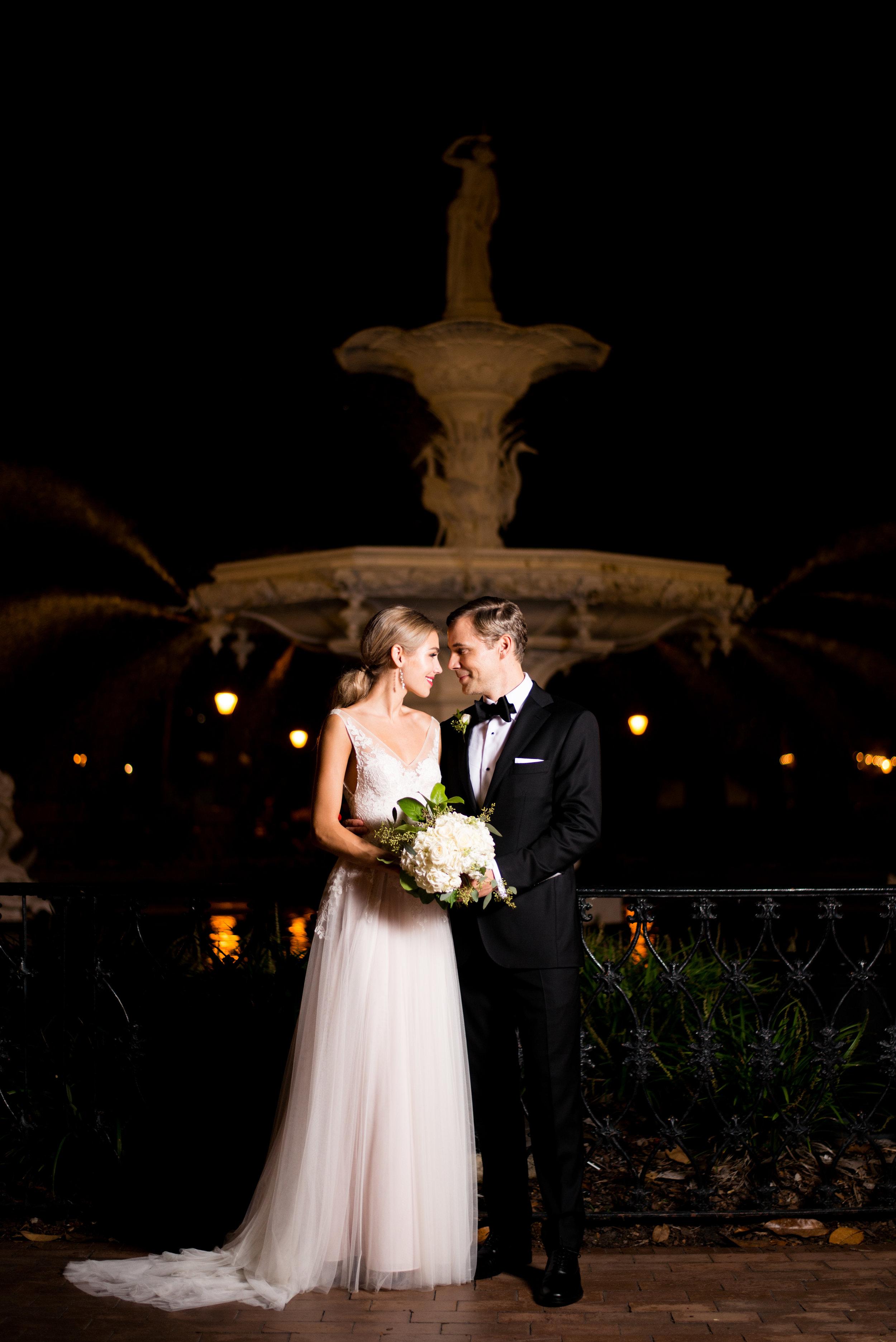 CLASSIC WEDDING IN SAVANNAH