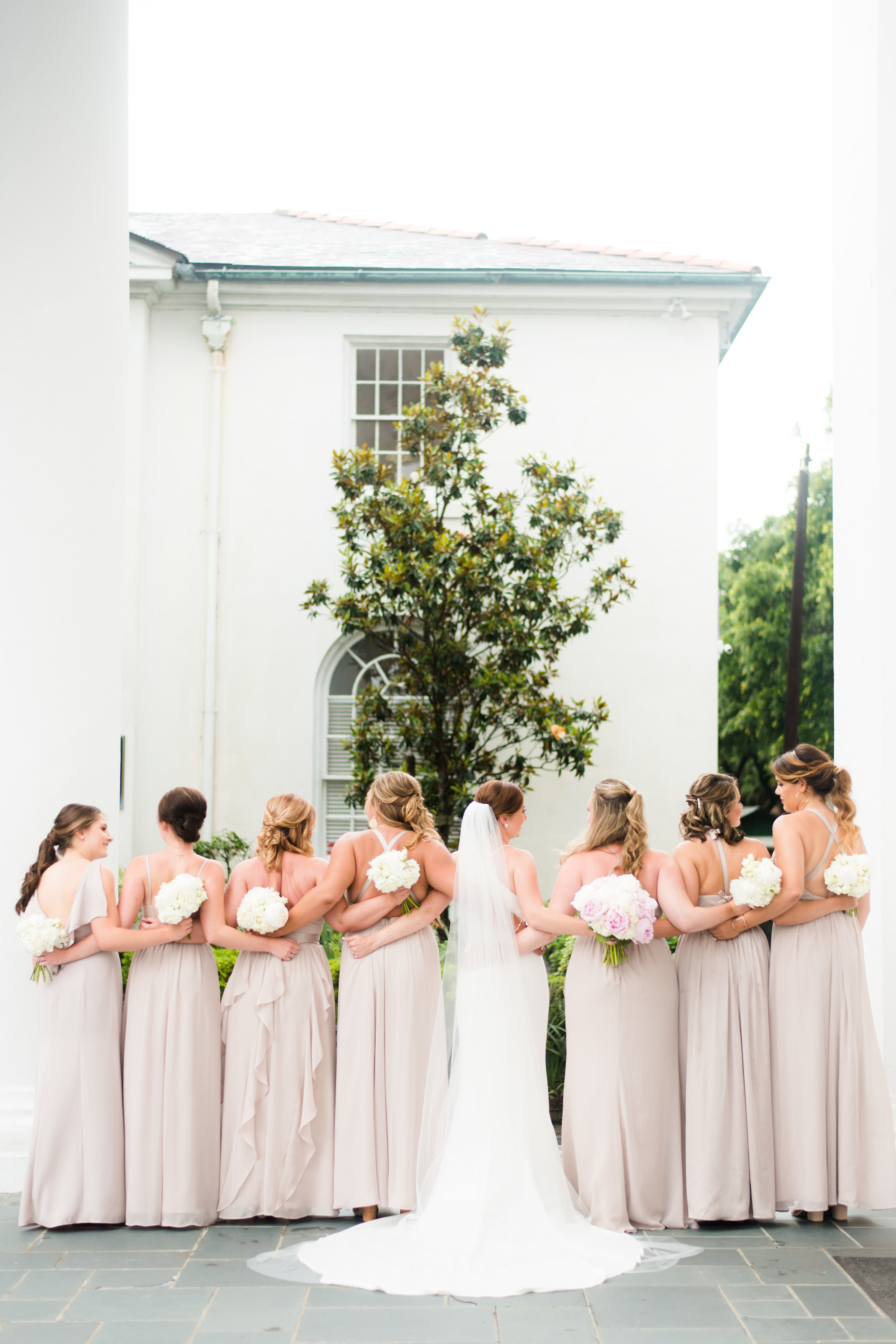 AN ELEGANT SPRING WEDDING AT THE DEWBERRY